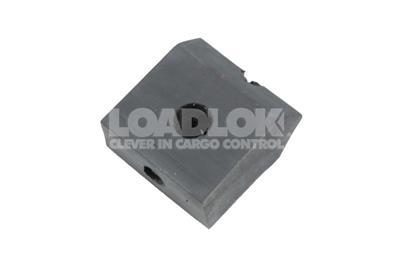 523-502 Rubber endstop extra hole
